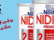 experiencia Nidina Premium Nestlé