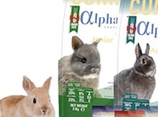 Alpha junior rabbit, alimentación all-in-one para conejo crezca sano