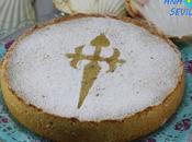Tarta Santiago (Sin base) Thermomix, tradicional olla