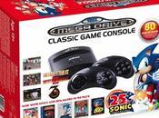 Nuevas consolas Mega Drive para celebrar Aniversario Sonic