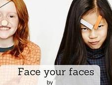 """Tinycottons lanza Julio colección """"Face your faces"""""""