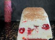 Helado Crema Mascarpone, Frambuesa Biscuit Rose Reims
