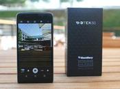 BlackBerry hace oficial DTEK50, smartphone Android seguro mundo.