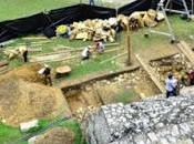 Hallan canales conduce «inframundo» bajo tumba maya