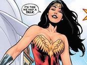 Wonder Woman: nacimiento icono