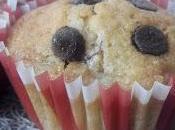Mini Muffins Plátano Chips Chocolate