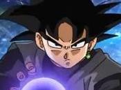 Esta seria transformación BLACK GOKU