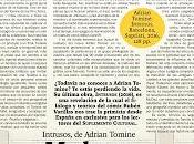 Intrusos, Adrian Tomine. Madurez generacional Color)