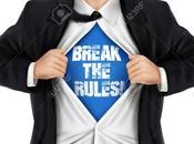 ¿Miedo romper reglas?