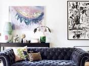 Decoelemento sofá chester