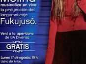 Festival Asterisco presenta Juana Molina musicalizando vivo película Fukusujo