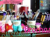Colección Brochas.