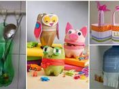 ideas creativas para tirar botellas plástico reciclarlas