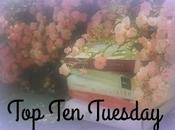 Tuesday #41: Diez libros comprarías ahora mismo