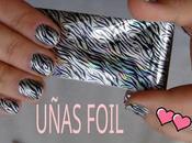 Cómo aplicar Foil uñas [VÍDEO TUTORIAL Tips]