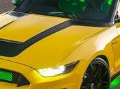 Ford Mustang Shelby GT350 Yeller. 264.000 euros buenos propósitos