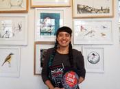 Sheila Alvarado: Dibujando fuera línea
