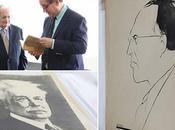 Donan gran colección dibujos caricaturas Julio Málaga Grenet