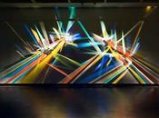 Pinturas prismáticas producidas partir refractada