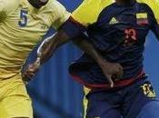 Colombia empató Suecia Fútbol Varonil Juegos Olímpicos 2016