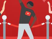 Youtubers influyentes celebridades