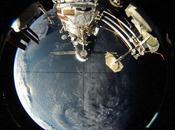 esfera terrestre Estación Espacial Internacional