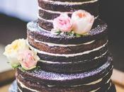 Naked cakes: Tartas boda desnudo