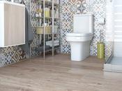 2500.- Reformar baño, baldosas hidráulicas