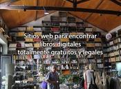 Sitios para encontrar libros digitales totalmente gratuitos legales