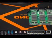 NASBook bahías compacto, nueva innovación Qnap