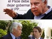 PSOE cree abstiene, daría oposición Iglesias.