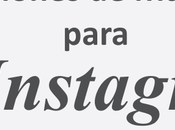 Acciones Marketing para Instagram: tareas Apps