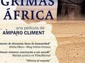 Lágrimas África. documental Amparo Climent