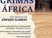 Lágrimas África. documental Amparo Climent