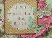 Recetas Mili. Mucho Amor...