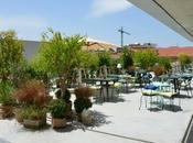 Azotea Forus: terraza fresca sana Malasaña