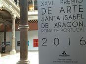 """Exposición """"xxvii premio arte santa isabel"""" palacio sastago"""