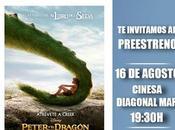 Sorteo Pre-estreno Peter Dragón Barcelona