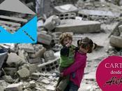"""Desde Alepo: """"Vencer fuerza bien"""""""