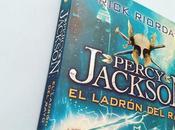 Percy Jackson: ladrón rayo