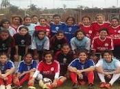 Fútbol femenino: Huracán Prosol midieron Iguazú