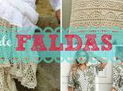 Faldas tejidas crochet...