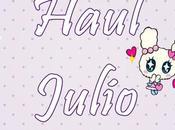 #Haul# ~Julio~ 2016