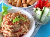 Hummus paté garbanzos