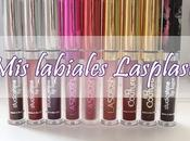 #Review# ~LASPLASH Lipsticks~
