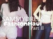 Fashion Haul Reviews, Outfits [SAMMYDRESS]
