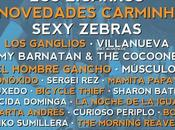 Summer Festival hace grande Neuman, Meister, Novedades Carminha Sexy Zebras entre otros