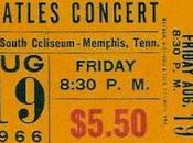 Años: Ago. 1966 Mid-South Coliseum Memphis, Tennesse. incidente 'Cherry Bomb'