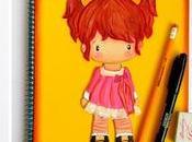 Cómo decorar cuadernos para niños paso