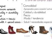 Arte comprar zapatos buying shoes